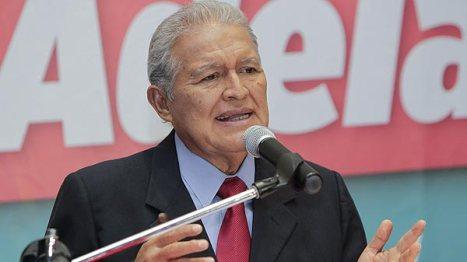 Salvador Sánchez Cerén, proclamado Presidente electo de El Salvador.