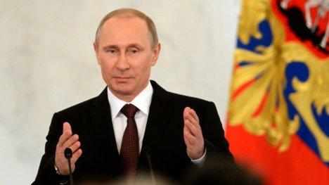 """El presidente ruso Vladimir Puti dijo este martes: """"Crimea es un lugar histórico y sagrado para Rusia"""". Lo anterior lo afirmó ante la Asamblea Federal de su país, donde expuso un resumen histórico en el que intentó explicar la integración de la región y sentenció: """"Crimea ha sido y es parte de Rusia""""."""