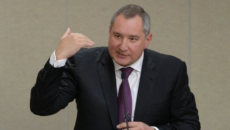 Dmitri Rogozin, es uno de los altos funcionrios del gobierno ruso, al que el Gobierno de EE.UU. le ha puesto en la lista negra de no visado para entrada en el imperio y congelado su cuenta bancaria en territorio norteamericano sin tener haberes en un banco de ese país.  Todo es pura propaganda.
