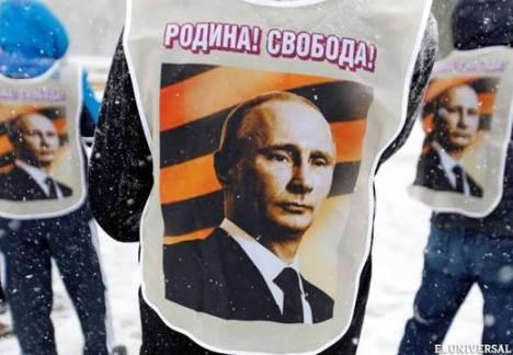 Rusia propone una estructura federal a Ucrania. (Reuters)