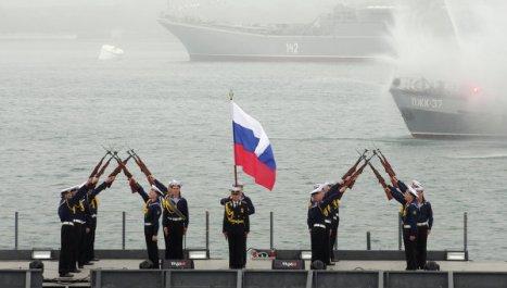 Rusia incrementa su potencial naval con incorporación de Crimea, una viga en el ojo del Pentágono norteamericano.