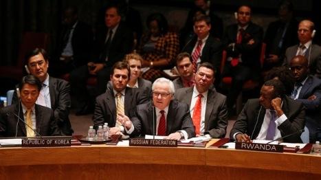 Moscú responde a las insolencias de Washington y pone a la embajadora del imperio en la ONU, la Irascible Samantha Power, en su justo lugar.  Foto: © REUTERS Shannon Stapleton.