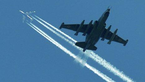 Rusia autoriza a un avión ucraniano a sobrevolar su territorio.