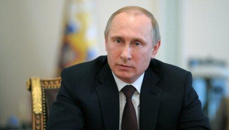 Presidente ruso, Vladímir Putin. Foto: © RIA Novosti. Aleksey Druzhinin