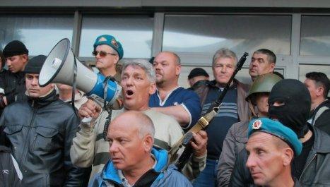 Federalistas consolidan el control de Lugansk © RIA Novosti. Vitali Belousov 20:42 30/04/2014 Moscú, 30 abr (Nóvosti).