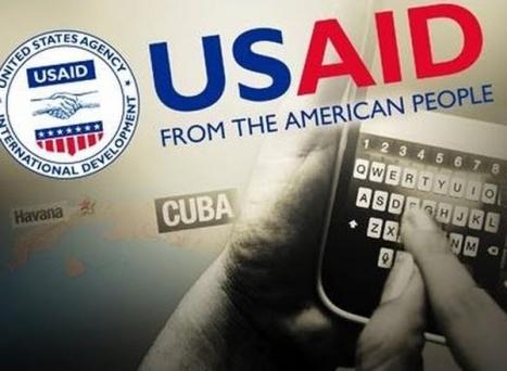 El uso de organizaciones de fachada para las operaciones encubiertas contra Cuba utilizando las nuevas tecnologías no solo ha involucrado a la Agencia Estadounidense para la Ayuda al Desarrollo (Usaid). Foto: Juventud Rebelde.