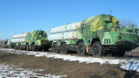 El gobierno de facto de Ucrania prepara su defensa antiaérea contra Rusia.  Foto:  forum.for-ua.com