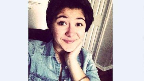 La joven Maren Sanchez