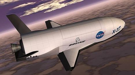 El nuevo juguete del Pentágono para dominar el espacio extraterrestre. Foto: © Wikipedia.