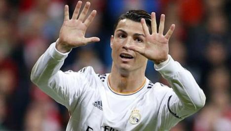 """Cristiano Ronaldo, uno de los puntales para una probable consecución de la décima """"orejona""""."""