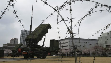 El Ejército de Japón recibe la orden de interceptar misiles norcoreanos Foto: © REUTERS/ Issei Kato