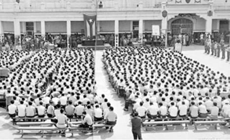 Juicio a los mercenarios, celebrado entre el 24 de marzo y el 4 de abril de 1962.