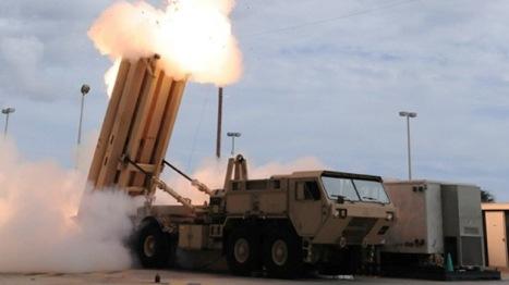 Los militaristas del Pentágono quieren introducir la variante dura del Escudo Antimisiles norteamericano.  El Complejo Militar Industrial yanqui se frota las manos.  Foto: AFP.