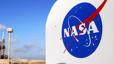 La NASA rompe con Agencia Espacial rusa.  Un tiro en su propio pie. Foto: AFP Stan Honda.