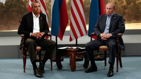 Obama no ha podido doblegar al presidente ruso Vladimir Putin, quien a defendido con firmeza los intereses de su país ante las amenazas y chantajes de Washington y sus aliados occidentales.