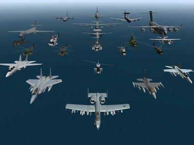 Los militares de EE.UU. y la OTAN siempre han buscado la superioridad aérea y las llamadas Zonas de Exclusión Aerea para cometer sus fechorías imperiales.