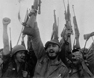 La Victoria del Pueblo de Cuba sobre el imperialismo norteamericano.  Foto: Archivo.