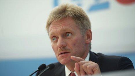 El portavoz del Kremlin, Dmitri Peskov. © RIA Novosti. Grigory Sysoev.