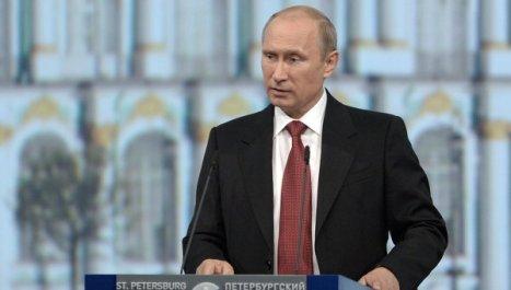El presidente de Rusia, Vladímir Putin © RIA Novosti. Alexei Danichev