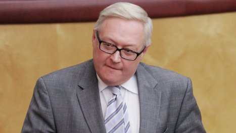 Serguéi Riabkov, viceministro de Asuntos Exteriores de Rusia. Foto: © RIA Novosti. Wladimir Fedorenko.