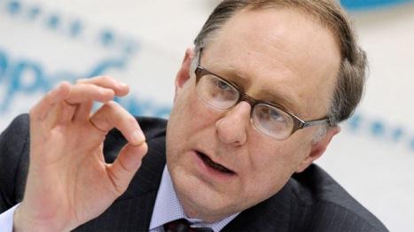 El secretario general adjunto de la OTAN, Alexander Vershbow. Foto:© AFP Yuri Kadobnov