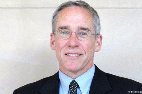 El Dr. Clifford Gaddy, de la Brookings Institution.
