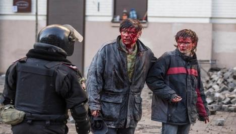 El vocero se refirió al asesinato de más de 40 seres humanos en el incendio provocado por neonazis en la Casa de Sindicatos de Odessa.
