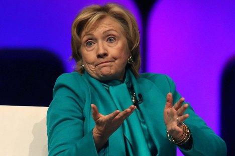 La ex secretaria de Estado Hillary Clinton aconsejó a Obama eliminar el bloqueo económico a Cuba