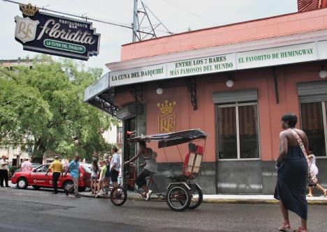 El sitio Web Tripadvisor coloca al Floridita en la actualidad entre los 27 primeros establecimientos de su tipo del mundo, mientras la revista británica Drink International lo ubica entre los 50 mejores bares del planeta.