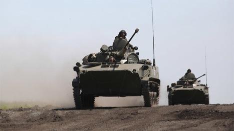 Las  Fuerzas Armadas de Rusia son una de las más poderosas del mundo y las únicas que en estos momentos puede hacerle frente a las de EE.UU.  Foto: RIA Novosti/ Vladislav Belogru.