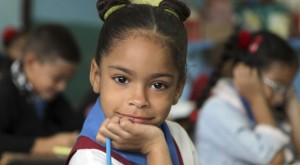 Inicia este lunes el curso escolar en Cuba. Foto: Ladyrene Pérez/ Cubadebate.